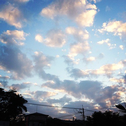 #我的天空