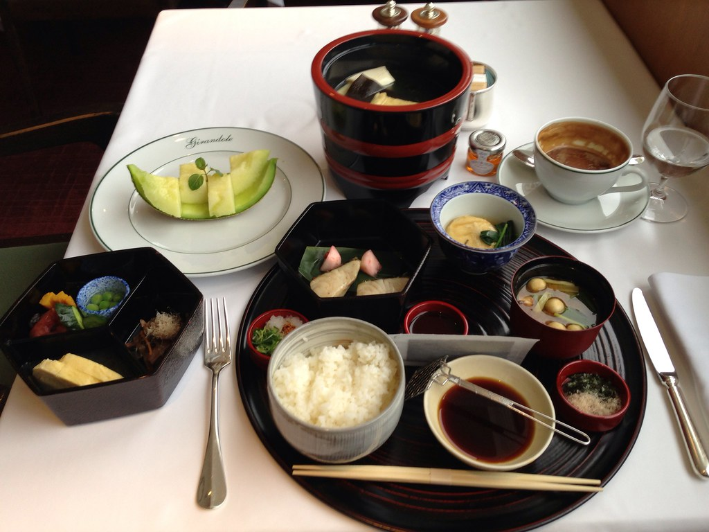 Japanese Breakfast Set