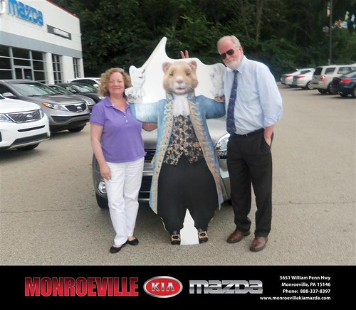 DeliveryMaxx would like to say Congratulations to Andrew Mulheren of Monroeville Kia Mazda on an excellent use of our program! by DeliveryMaxx