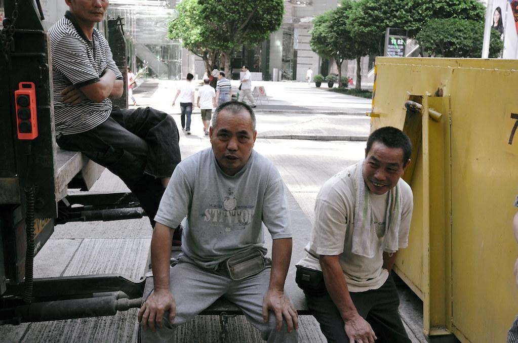 Intensive workers