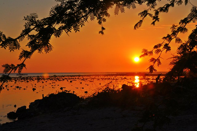 Badoc Sunset