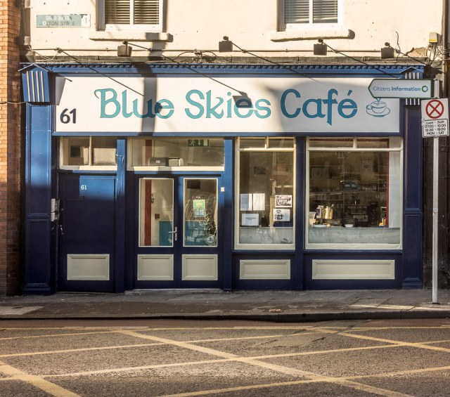Blue Skies Cafe Sheffield Airport