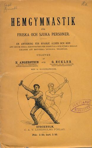 hemgymnastik_1888_framsida by Historiskt