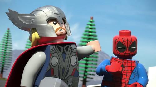LEGO Marvel Super Heroes Maximum Overload 06