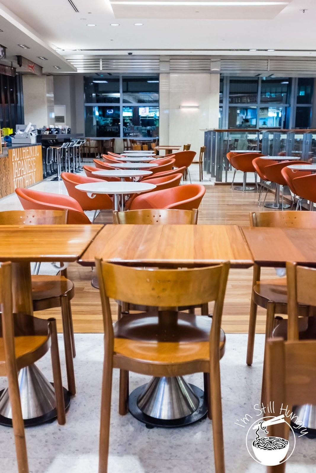 Azuma Chifley food court
