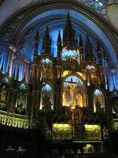 inside the basilicca