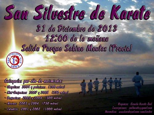 San Silvetsre de Karate
