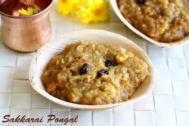 Sweet -pongal