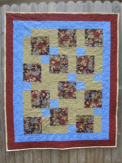 March 2014 - Orphan Block Quilt