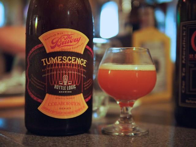The Bruery / Bottle Logic Tumescence