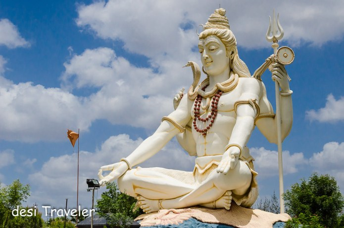 Shiva Idol Bijapur Shivagiri