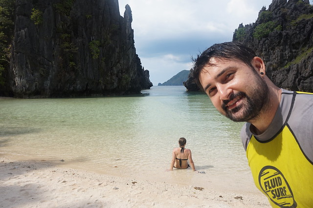 Secret Beach en El Nido