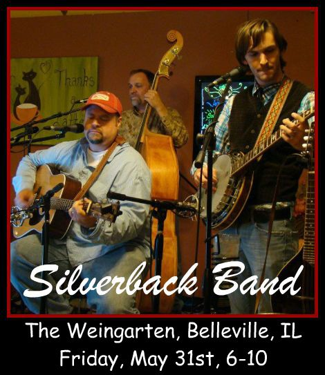 Silverback Band 5-31-13