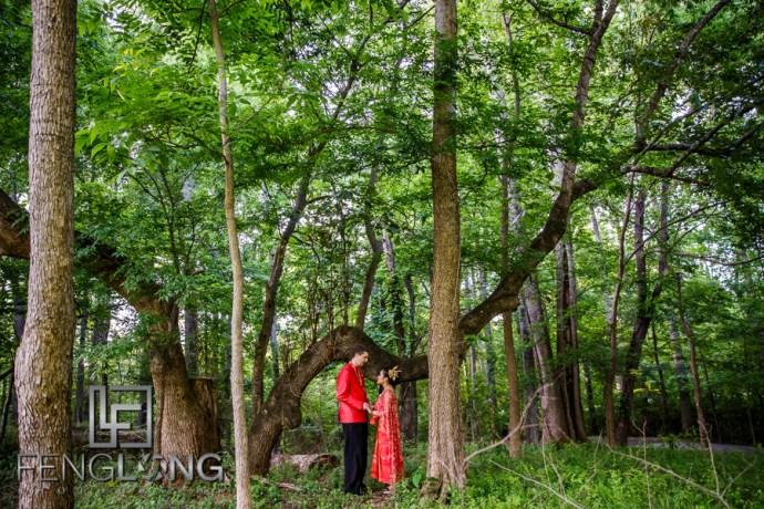 Rosanna & Doug's Wedding Day 1 | Gwinnett Environmental Heritage Center | Atlanta Cambodian Wedding Photography