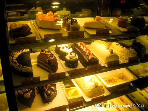 Cafe Del Sol Cakes