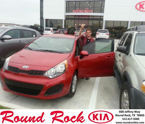 Happy Birthday to Scarlett Tindell from Rudy Armendariz and everyone at Round Rock Kia! #BDay by RoundRockKia