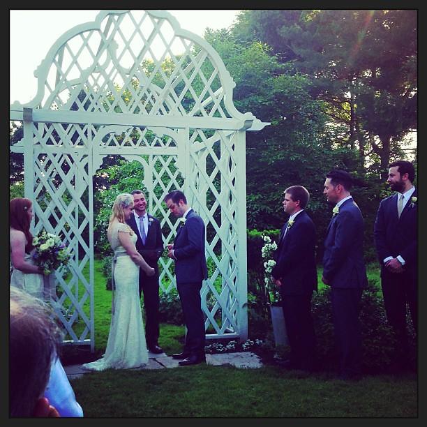 Congrats Lauren and Jack! #laurenandjack
