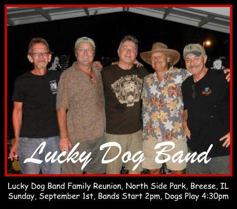 Lucky Dog Band 9-1-13