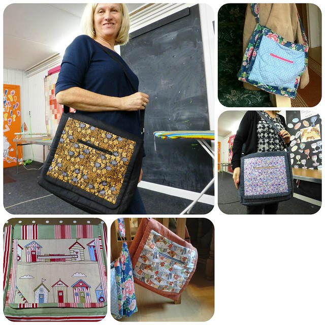 Messenger Bag class Oct13