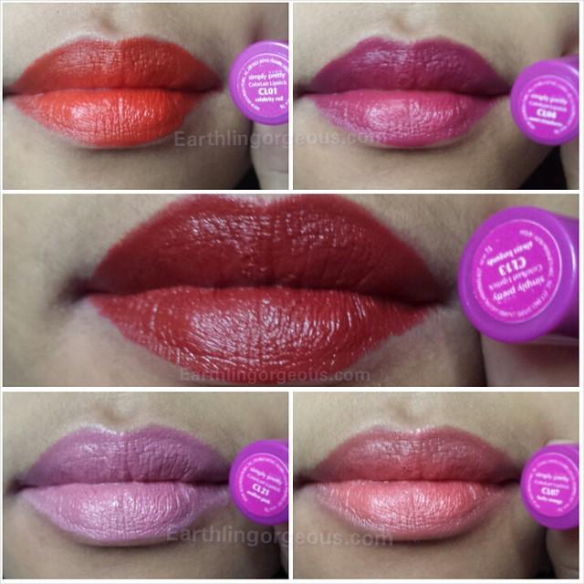 Avon ColorLast Lipstick review