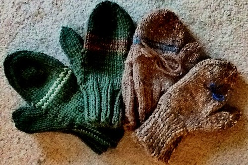 Ravellenics Mittens for A4A