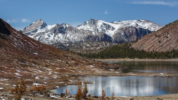 Spring is Coming to the High Sierra!