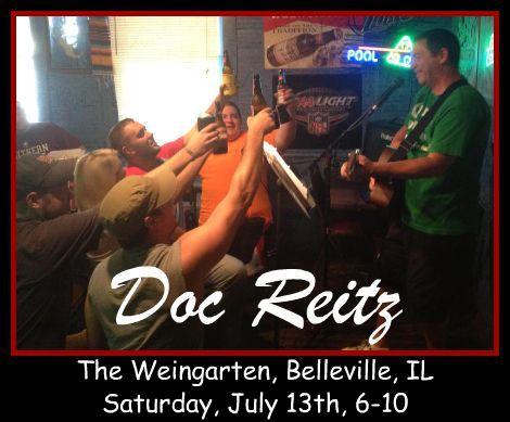 Doc Reitz 7-13-13