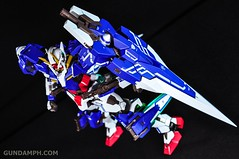 Metal Build 00 Gundam 7 Sword and MB 0 Raiser Review Unboxing (47)