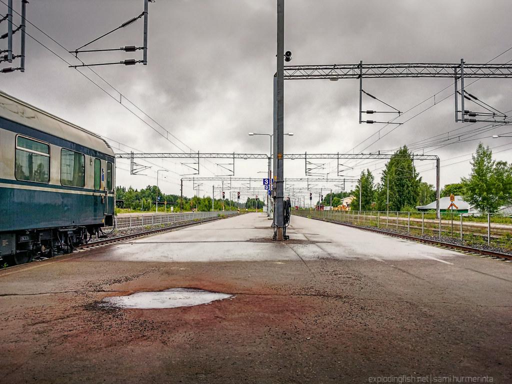 Pieksämäki Station