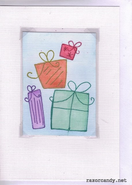Gift boxes (5)