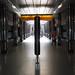 Underground station Luziny