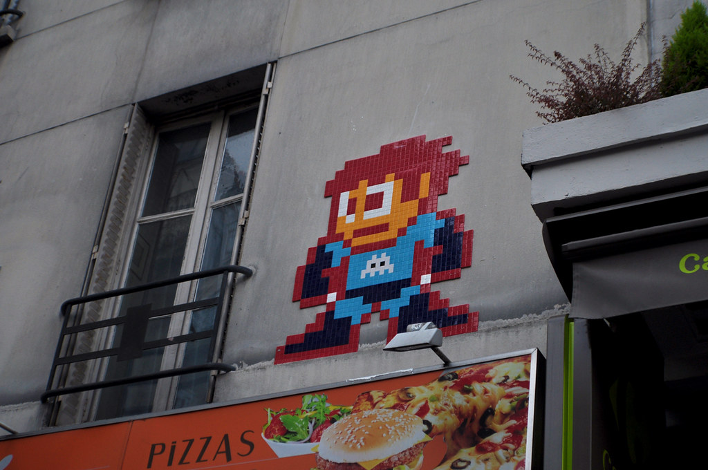 Super Invader et Pizzas