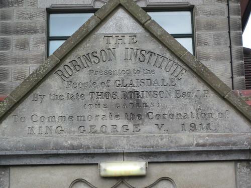 Robinson Institute, Glaisdale