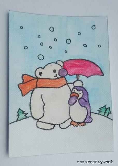 snow scene  (1)
