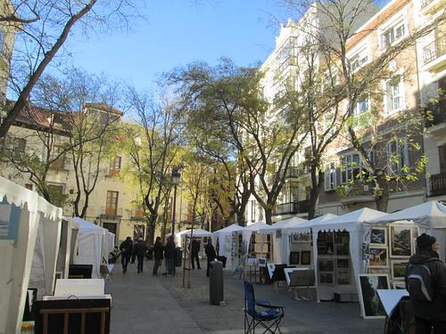 Plaza del Conde de Barajas, Centro. Madrid