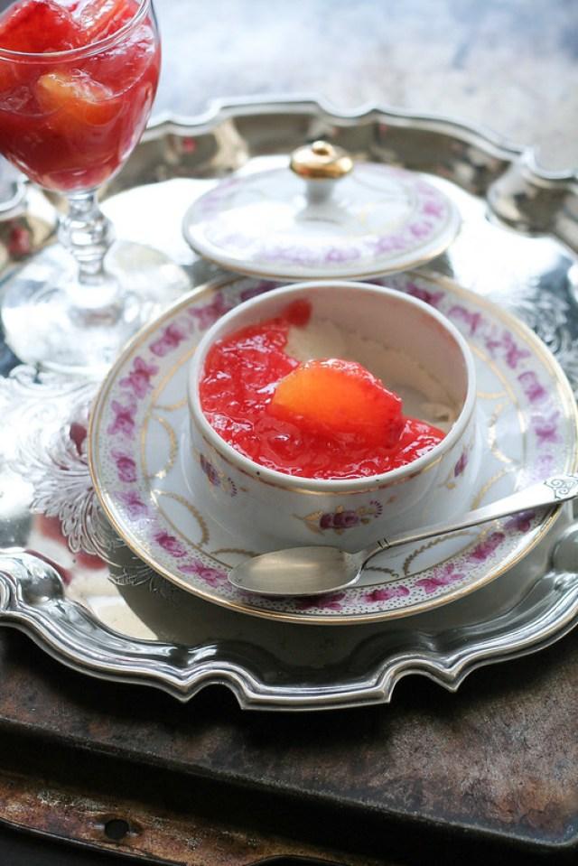 blood orange yogurt panna cotta [ inthiskitchen.com ]