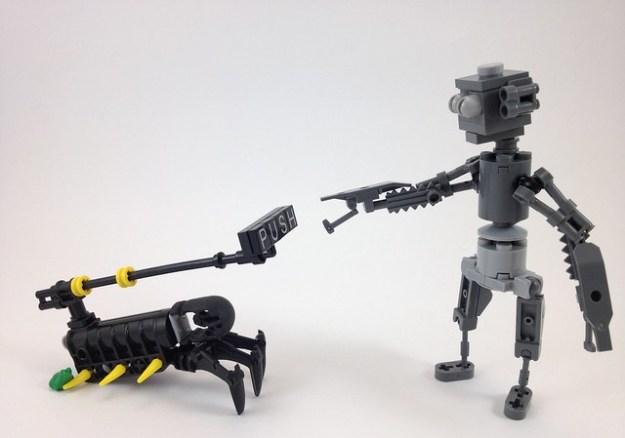 ExploreBot's Demise