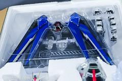 Metal Build Freedom Gundam Prism Coating Ver. Review Tamashii Nation 2012 (9)