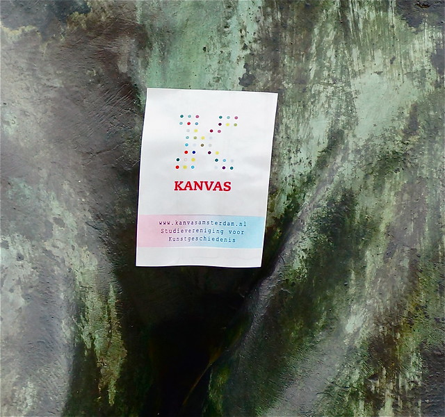 Kanvas Studievereniging voor Kunstgeschiedenis. Foto door Roel Wijnants, op Flickr.