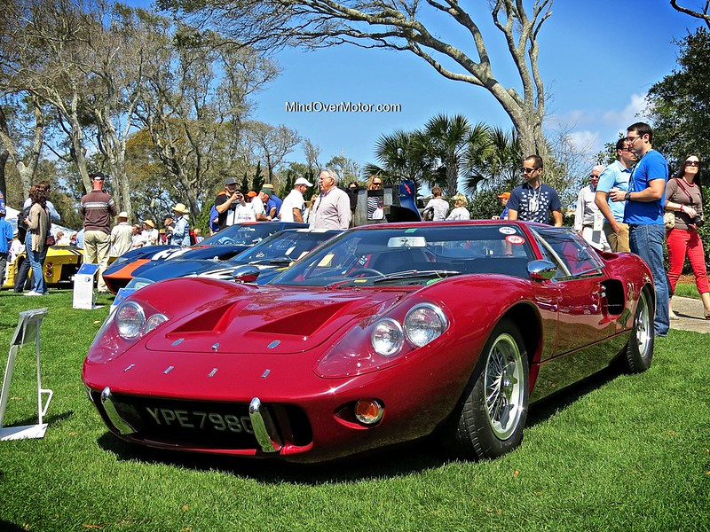 Ford GT40 MkIII at Amelia Island