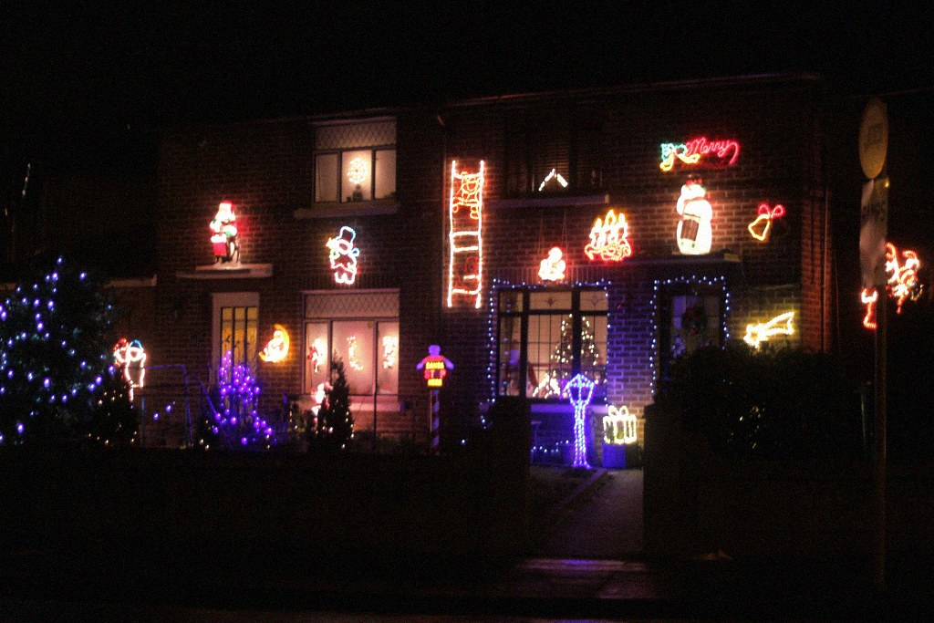 christmas decoration house herberton rd dublin