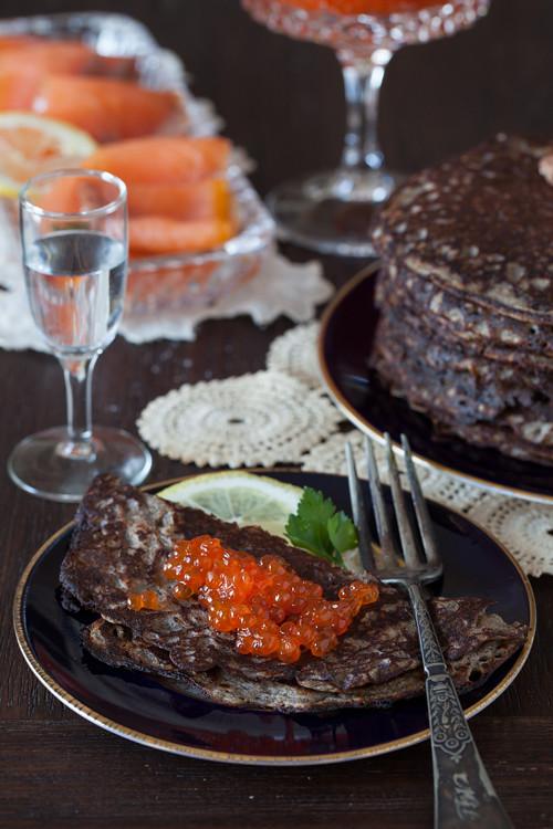 Buckwheat Pancakes 3