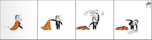 15b10 LV Toni Batllori Artur Mas y el arte del toreo catalán