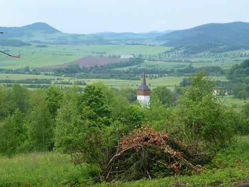 Wieża kościoła w Raszowie by Polek