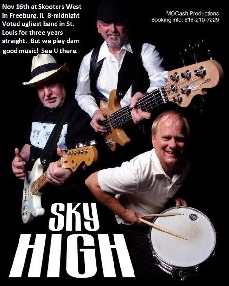 Sky High 11-16-13