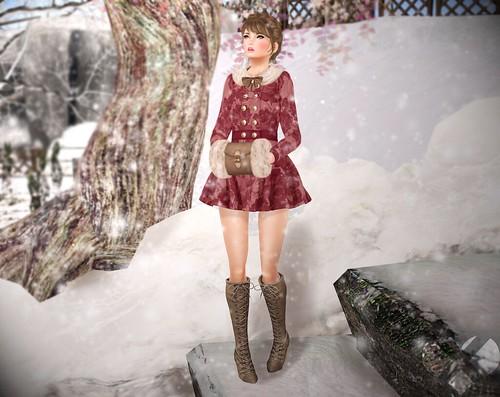 White Christmas: Inspiration point hunt part 1