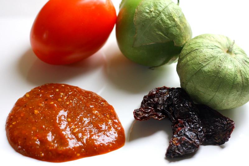 Salsa de Chile Morita #4