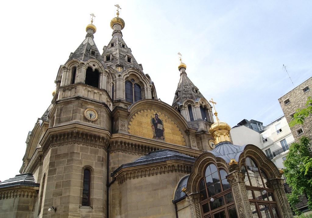 Cathédrale orthodoxe Alexandre Nevsky