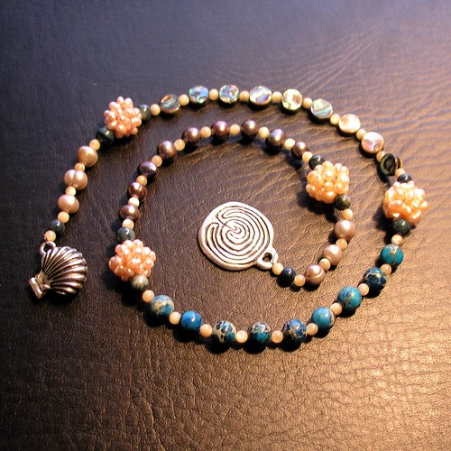 ocean meditation beads no flash