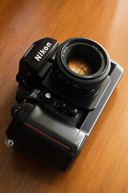 Nikon F4, ότι καλύτερο στο χώρο των SLRs (μετά την F6)